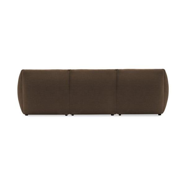 Sofa trzyosobowa VIVONITA Cube Brown Beige