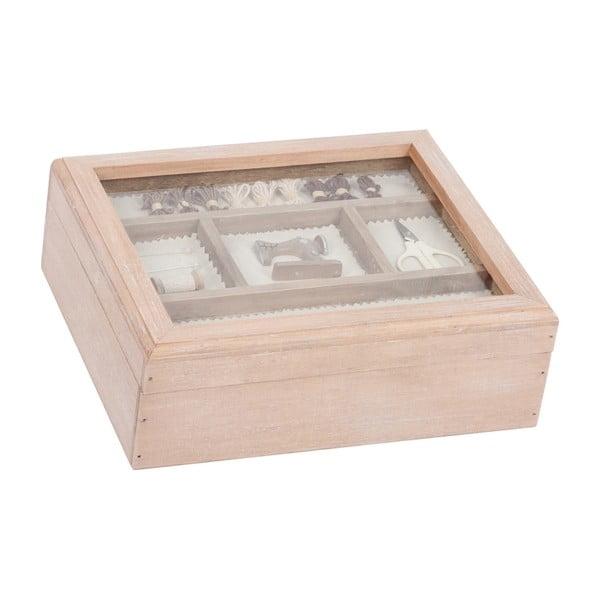 Pudełko na przybory do szycia Miniat