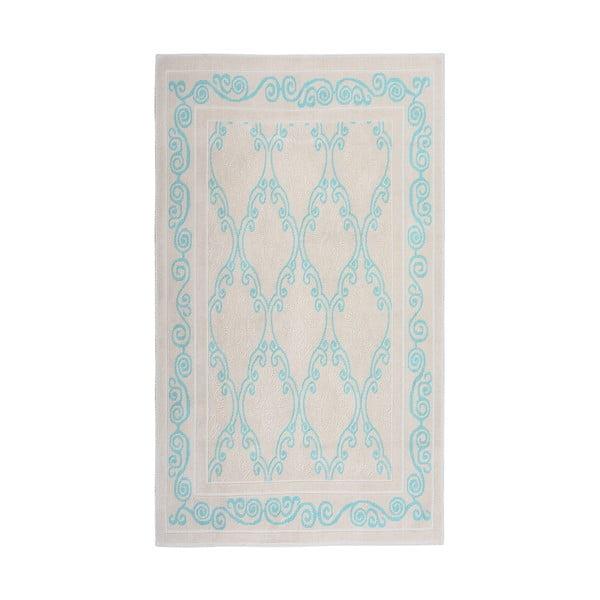 Dywan Bukle Omanli Turquoise, 80x300 cm