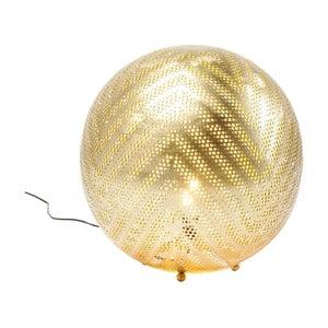 Lampa stojąca w złotej barwie Kare Design Stardust