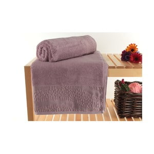 Zestaw 2 ręczników Balon Purple, 90x150 cm