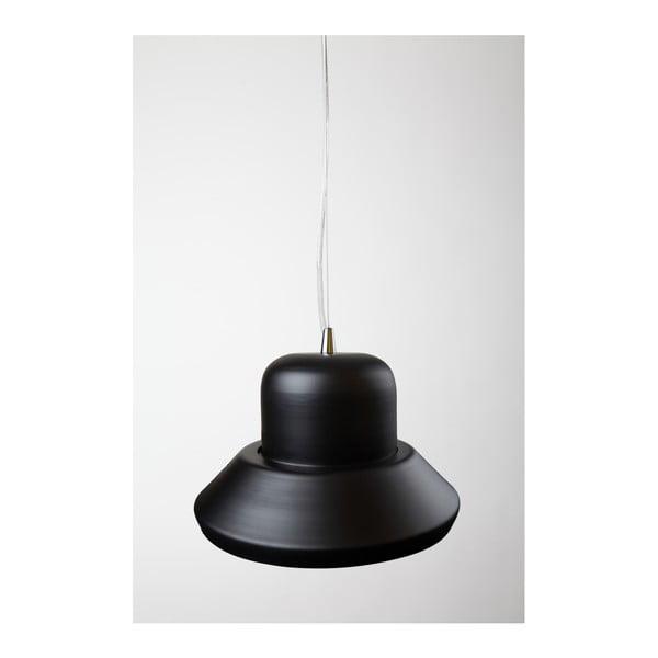 Lampa   wisząca Brambla Prima Maxi, czarna