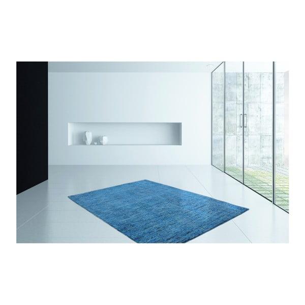 Niebieski dywan Laguna, 80x150cm