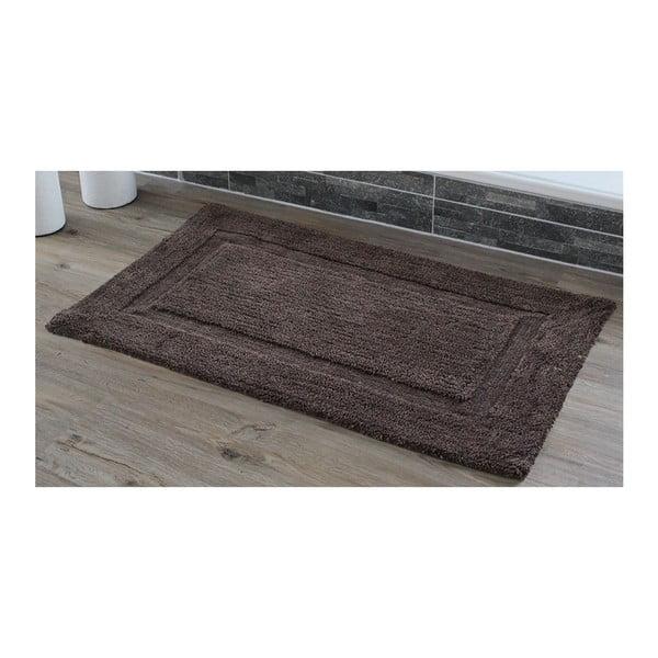 Dywanik łazienkowy Rahmen Chocolate, 60x100 cm