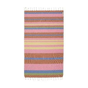 Ręcznik hammam Myra Colorful VII, 95x175 cm