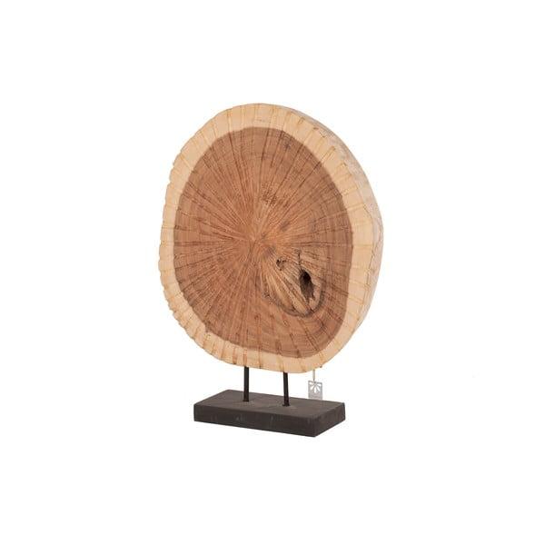 Drewniana dekoracja Sjur