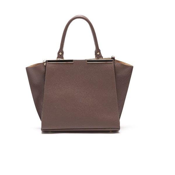 Skórzana torebka Marion 1127 Fango