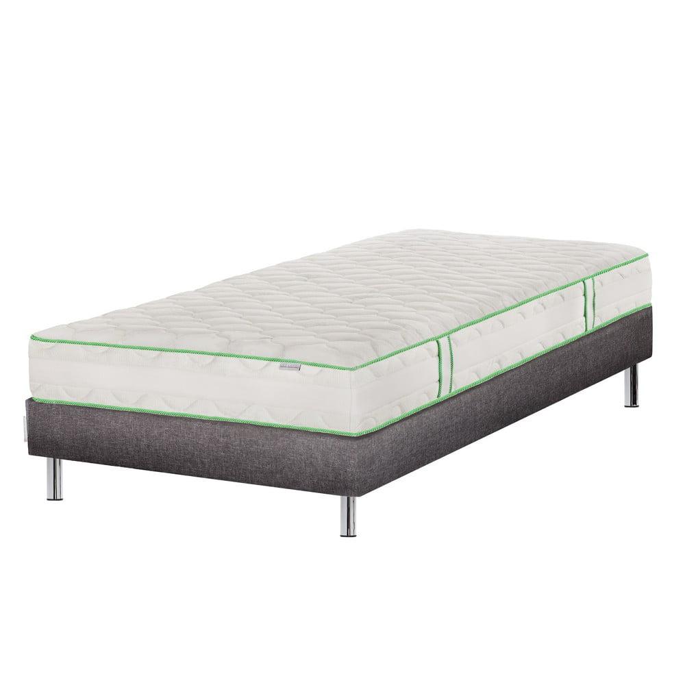 łóżko Z Materacem Novative Coryphee 120x200 Cm Bonami