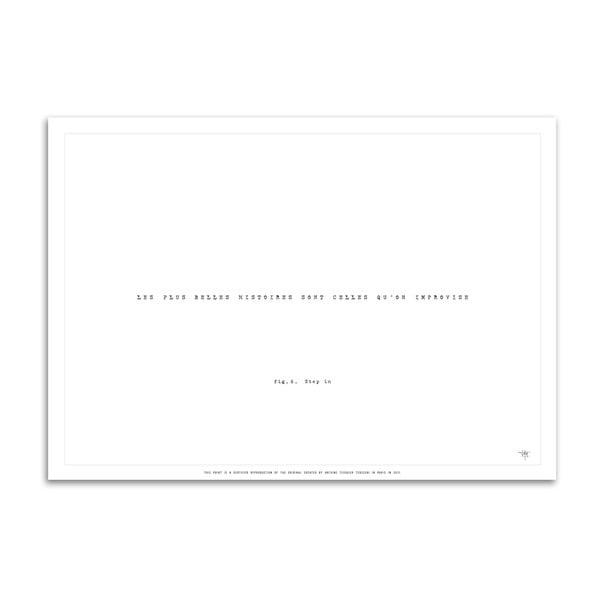 Plakat Les Belles Histoires