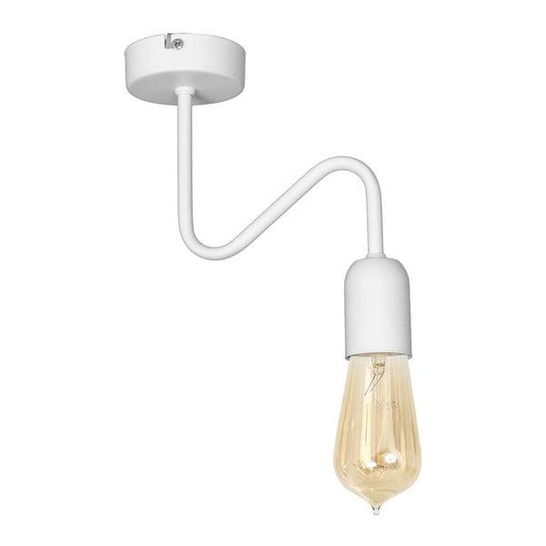 Biała lampa wisząca Scorpius