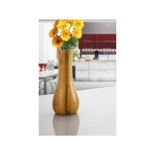 Bambusowy wazon Lotus, 13 cm