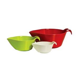 Zestaw 3 pojemników/miarek Premier Housewares Measured