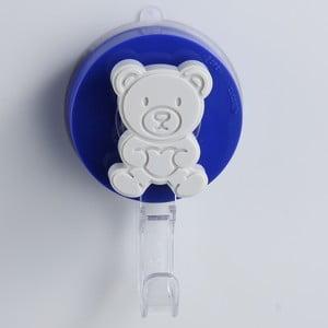 Niebieski haczyk z przyssawką ZOSO Bear