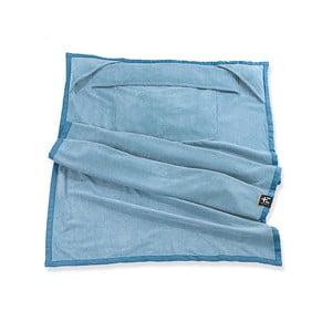 Ręcznik plażowy Kami Moe 90x180 cm, niebieski