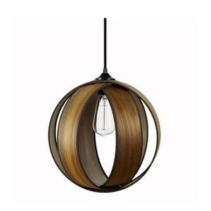 Lampa KIDO wenge/black
