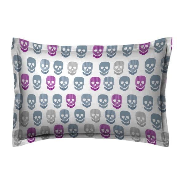Poszewka na poduszkę Skulls Freza, 70x80 cm