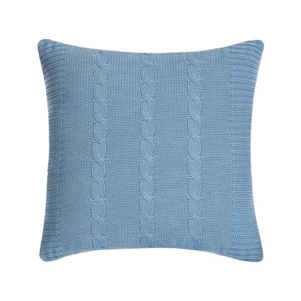 Poduszka z wypełnieniem Fancy Light Blue, 43x43 cm