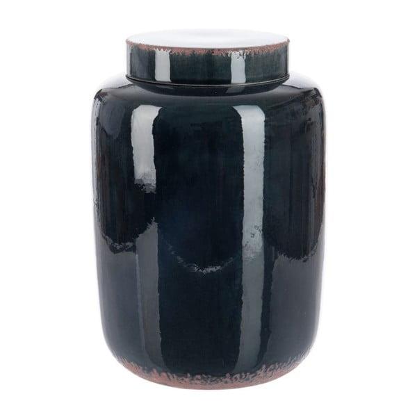 Wazon Petrol, wys. 32 cm