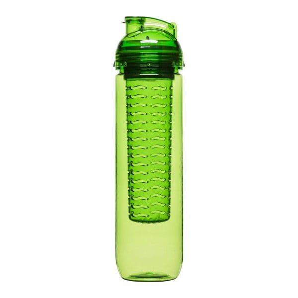 Butelka Fresh, zielona, 800 ml