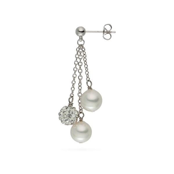 Kolczyki perłowe Nova Pearls Copenhagen Annie