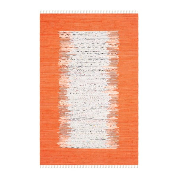 Dywan Safavieh Saltillo Orange, 121x182
