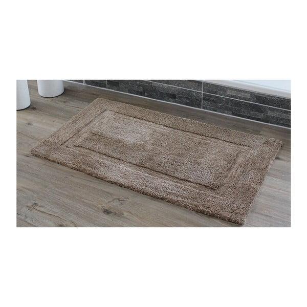 Dywanik łazienkowy Rahmen Taupe, 50x70 cm