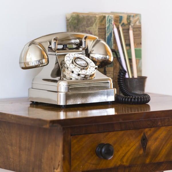 Telefon stacjonarny w stylu retro Red Series 302