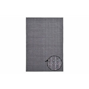 Dywan Flat Honey Comb Grey, 120x180 cm
