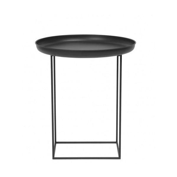 Czarny stolik NORR11 Duke Small