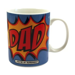 Kubek Comic Book Dad, 325 ml