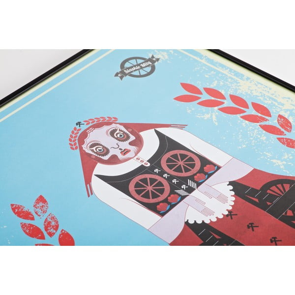 Plakat   Brambla Heksa