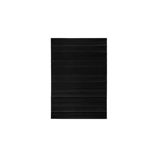 Dywan nadający się na zewnątrz Sunshine 80x150 cm, czarny