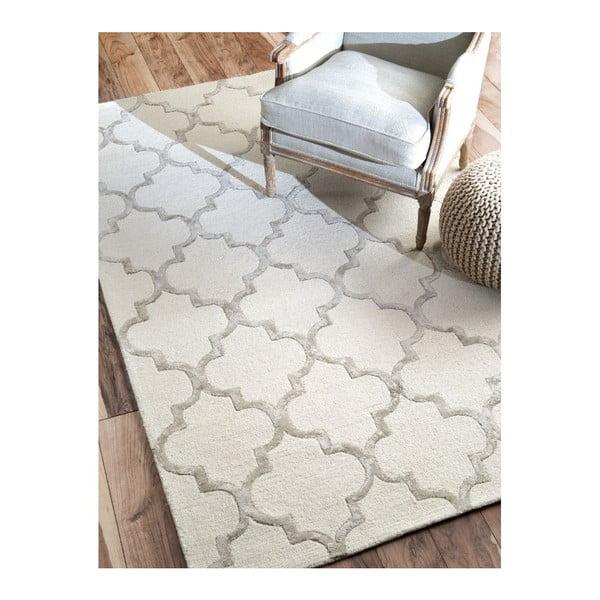 Wełniany dywan Nickel, 120x183 cm