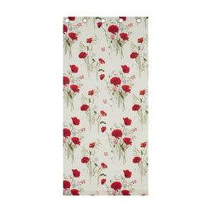 Zasłona Catherine Lansfield Wild Poppies,168x183cm