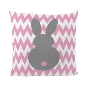 Poduszka   Bunny Two, 50x50 cm