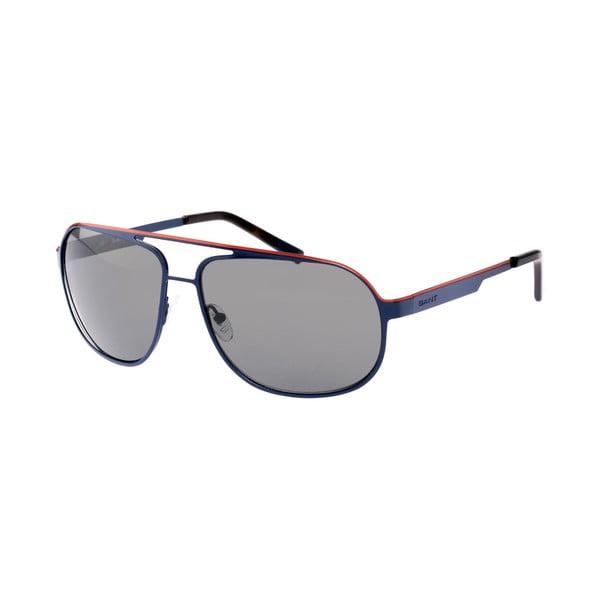 Męskie okulary przeciwsłoneczne GANT Blue Red