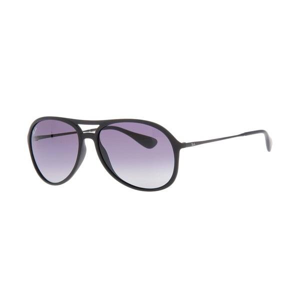 Okulary przeciwsłoneczne, męskie Ray-Ban 4201 Matt Black 59 mm