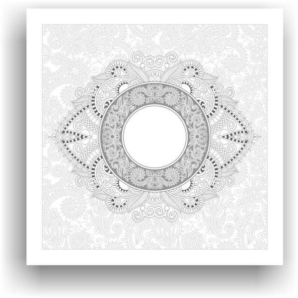 Obraz do kolorowania 110, 50x50 cm