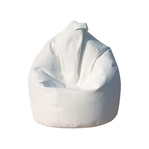 Biały worek do siedzenia 13Casa Bean