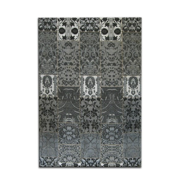 Dywan Overseas Seattle Anthracite, 160x230 cm