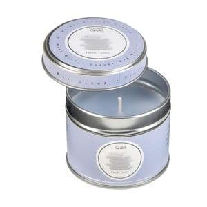 Świeczka zapachowa w puszce Fresh Linen, czas palenia 32 godziny