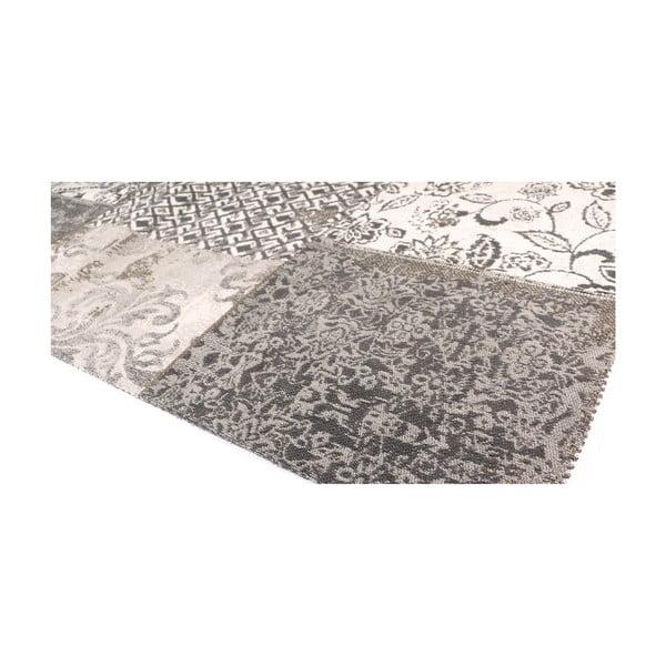 Szaro-brązowy dywan La Forma Spiros, 160x230 cm