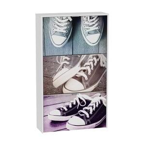 Szafka na buty z 3 uchylnymi drzwiami 13Casa Fancy Shoes