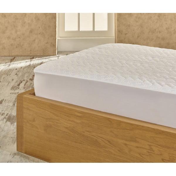 Ochronna narzuta na łóżko Single Grey Protector, 100x200 cm
