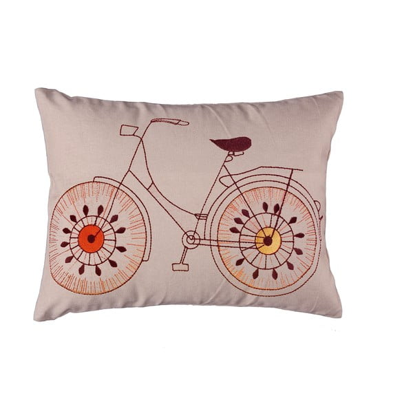 Poszewka na poduszkę Bicicleta 30x40 cm