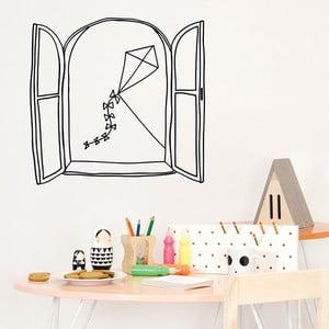 Naklejka Chispum Kite Window