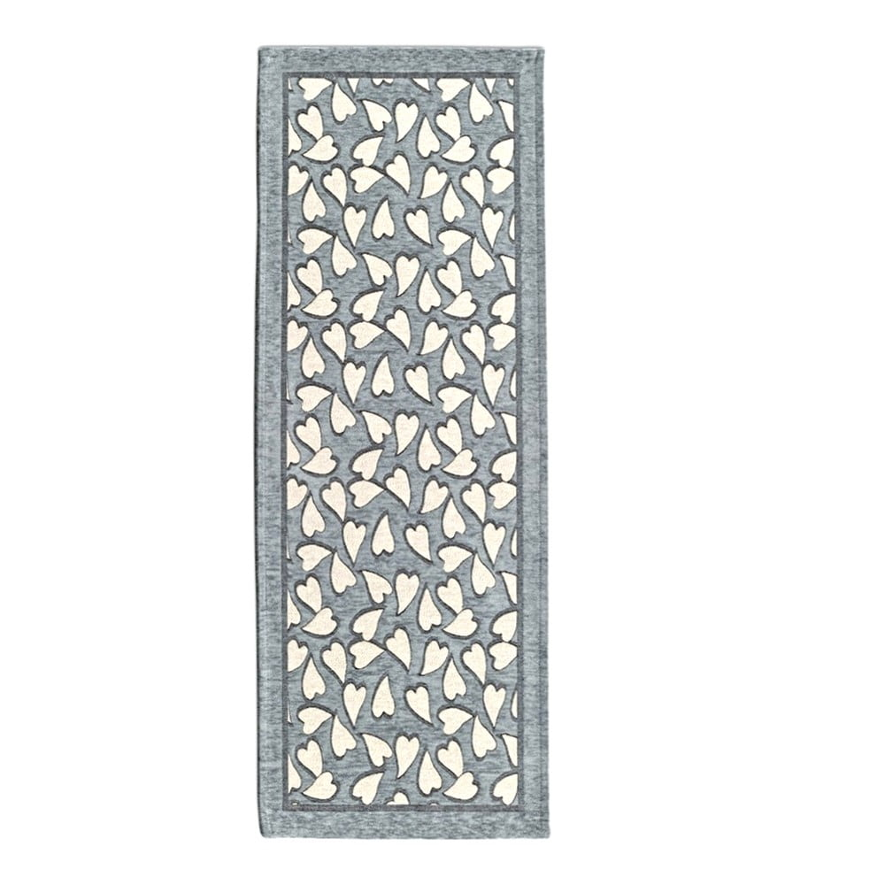 Beżowy chodnik Floorita Corazo, 55x240 cm