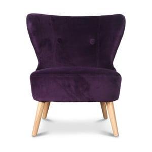 Fotel Jazz Aubergine