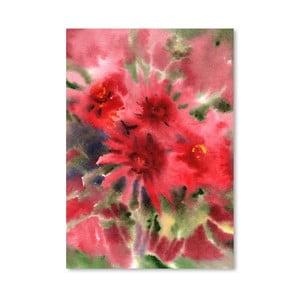 Plakat Blanket Flowers (projekt Suren Nersisyan)