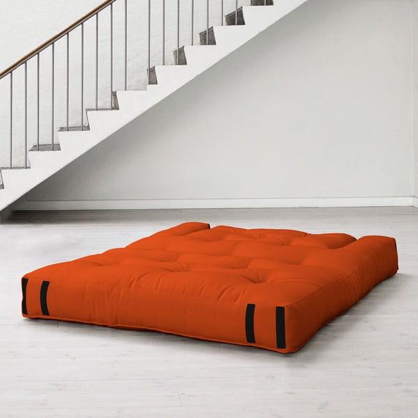 Sofa rozkładana Karup Hippo Orange